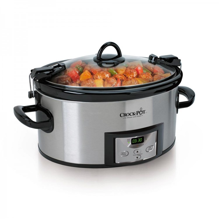 Slow-cooker-Crock-pot