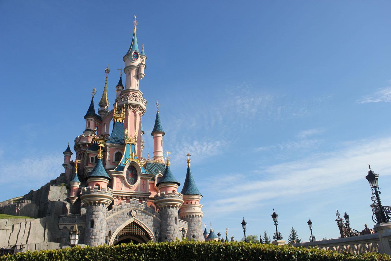 Roteiro de duas noites e três dias em Disneyland Paris