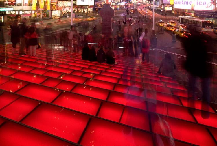 TKT em Times Square