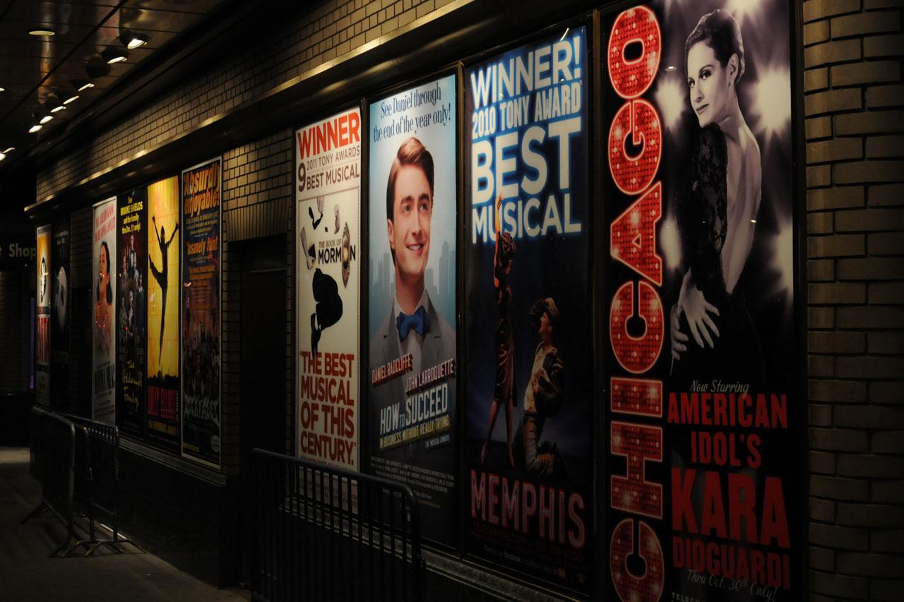 TodayTix: peças da Broadway com desconto