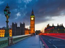 Um roteiro de quatro dias em Londres