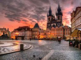 Um ótimo lugar para se hospedar em Praga