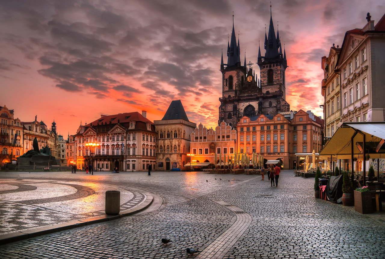 Como se locomover em Praga