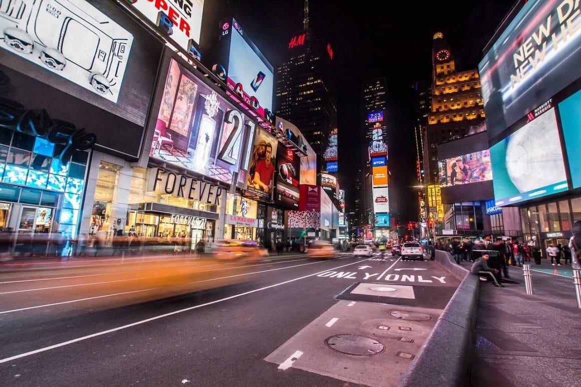 5 lugares para comer bem em Times Square