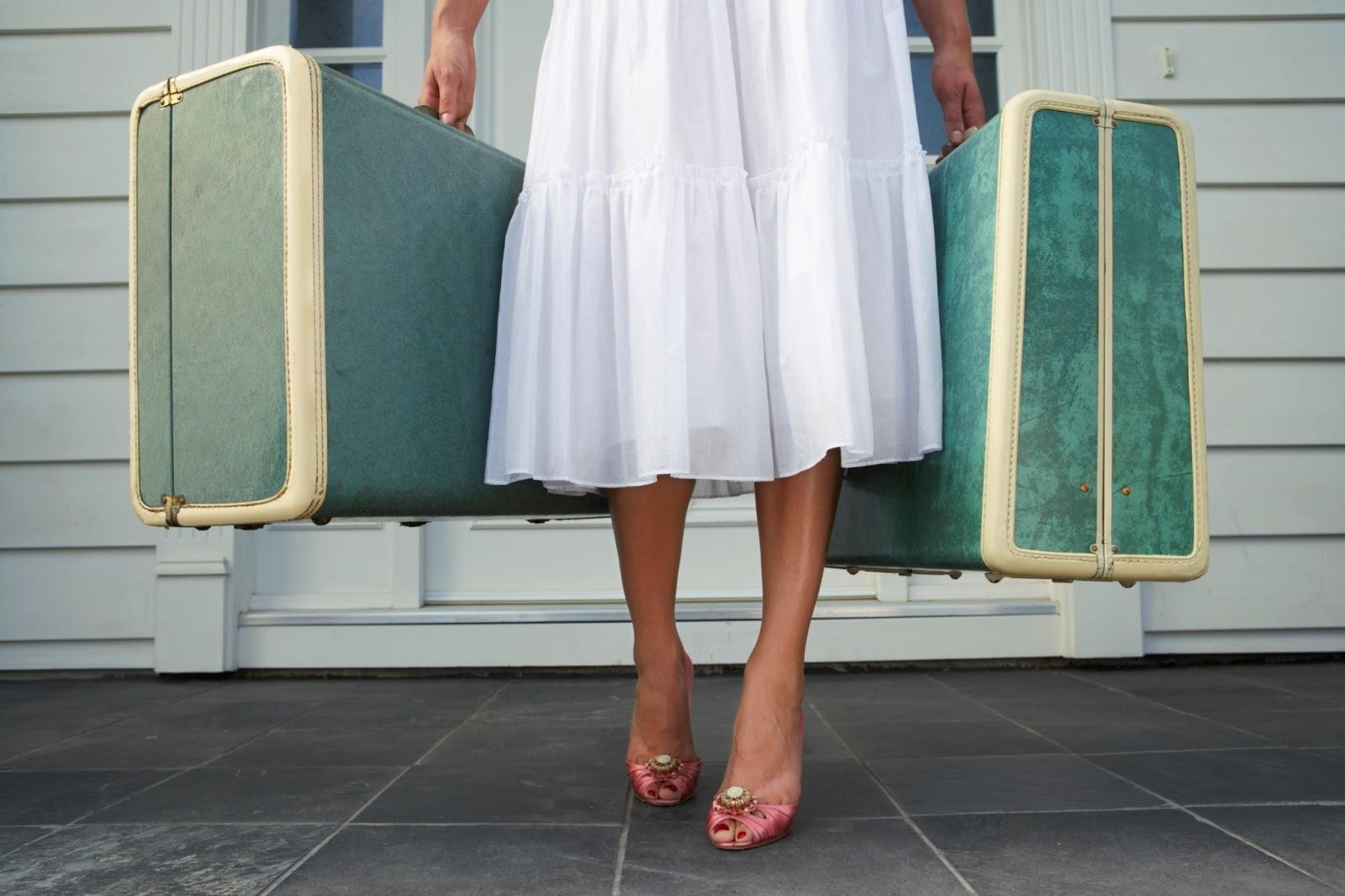 Os itens essenciais para acompanhar a mala