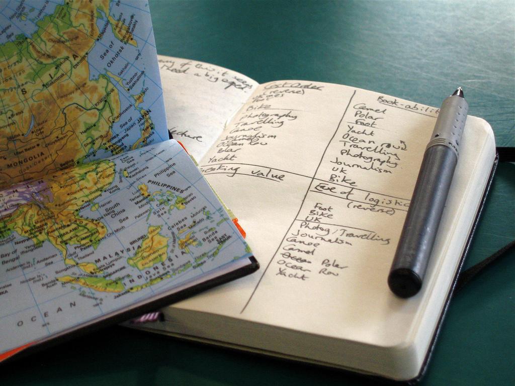 Como montar um roteiro de países na Europa