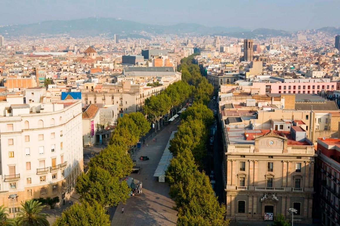 Um ótimo lugar para se hospedar em Barcelona
