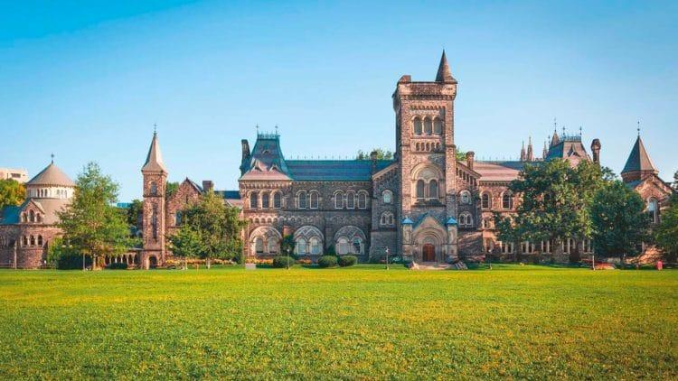Como economizar em Toronto: University of Toronto