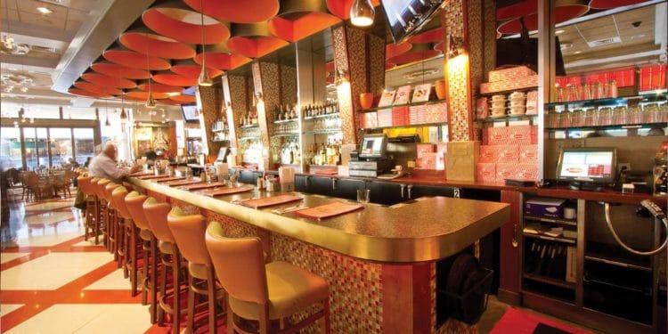 Onde comer bem em Times Square: Junior's