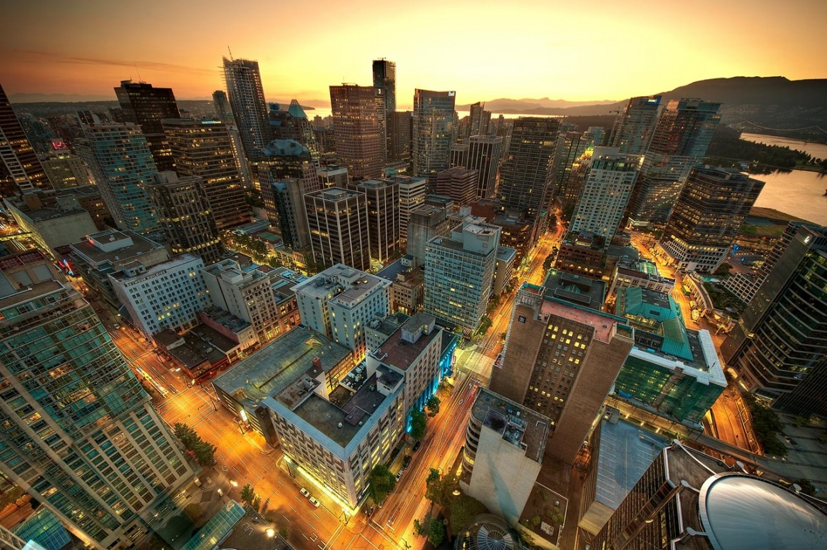 Um ótimo lugar para se hospedar em Vancouver