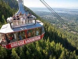 Onde esquiar em Vancouver: Grouse Mountain e outras dicas