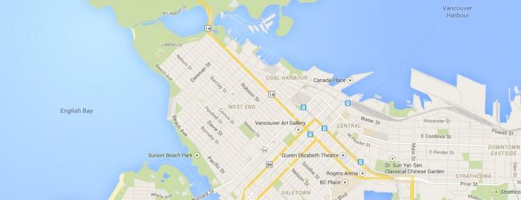 Mapa-vancouver