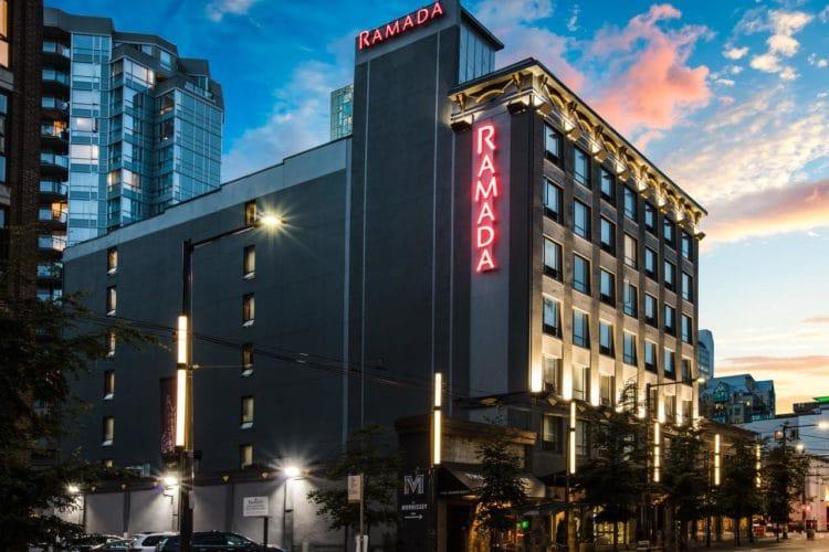 Onde se hospedar em Vancouver: Ramada na Granville Street