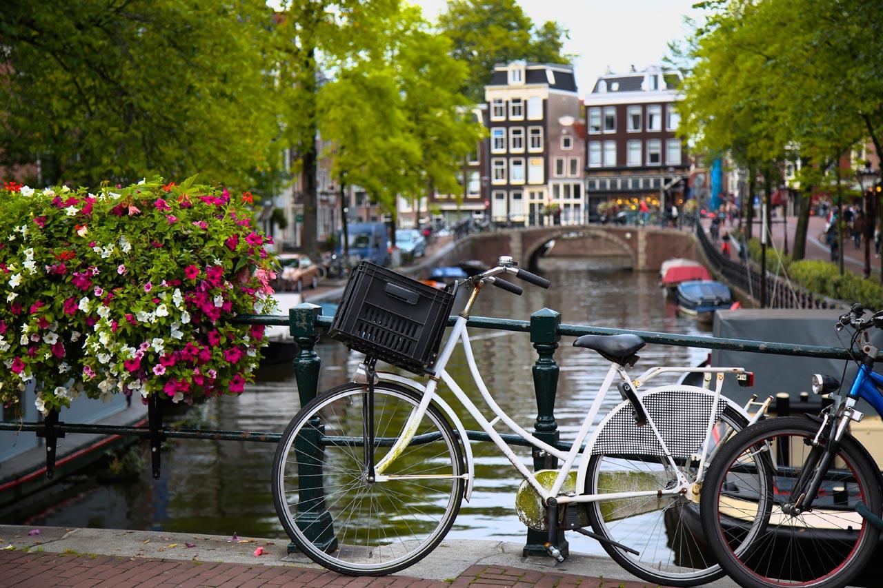 Um roteiro de três dias em Amsterdã