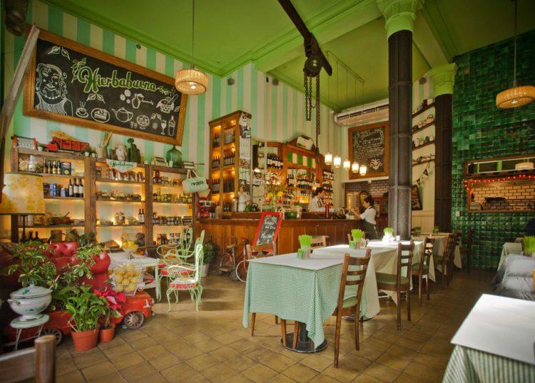Onde comer em Buenos Aires: Hierbabuena