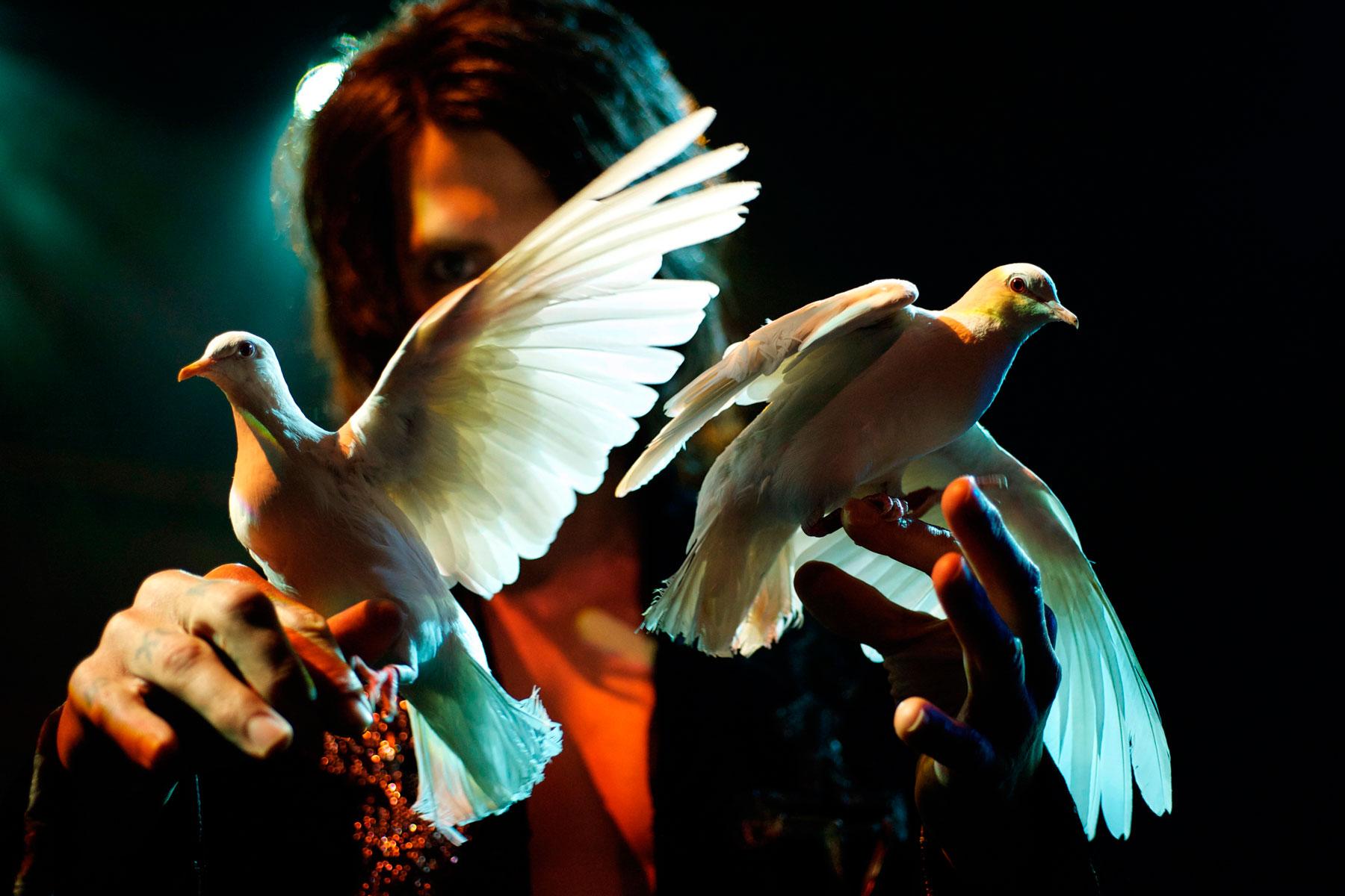 Cirque du Soleil em Las Vegas: Criss Angel: Belive