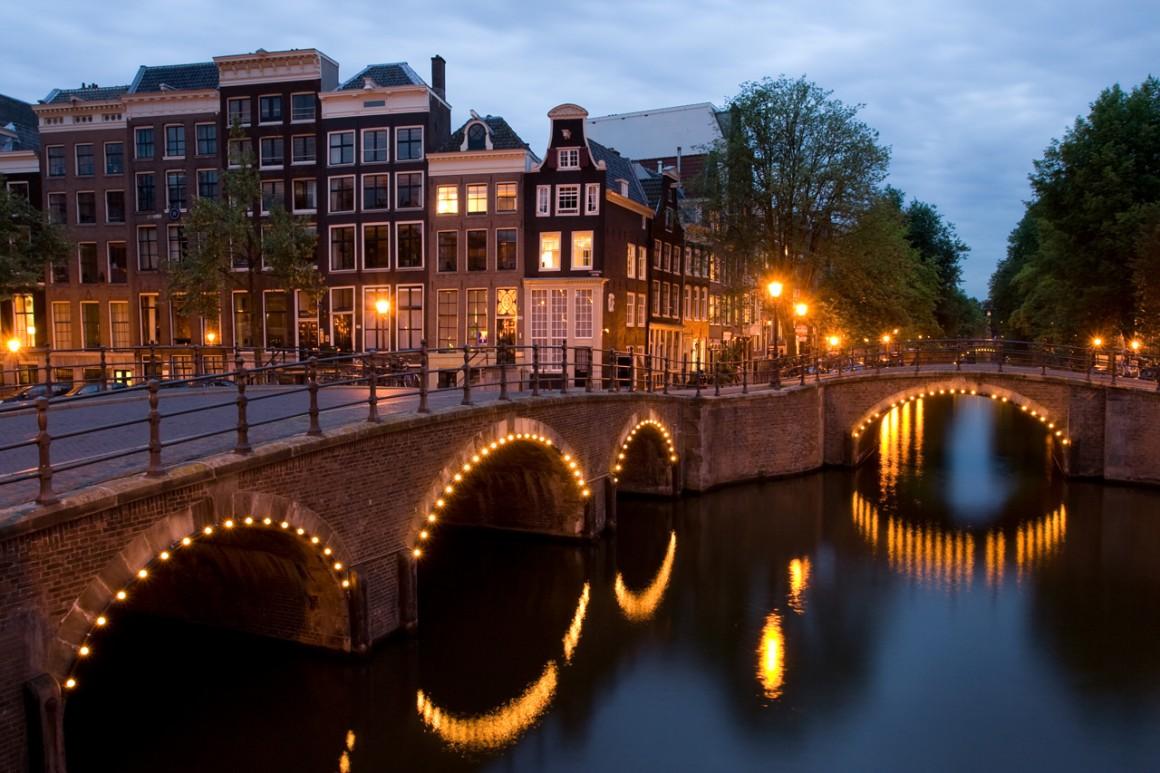 Rodei em Amsterdã, Holanda
