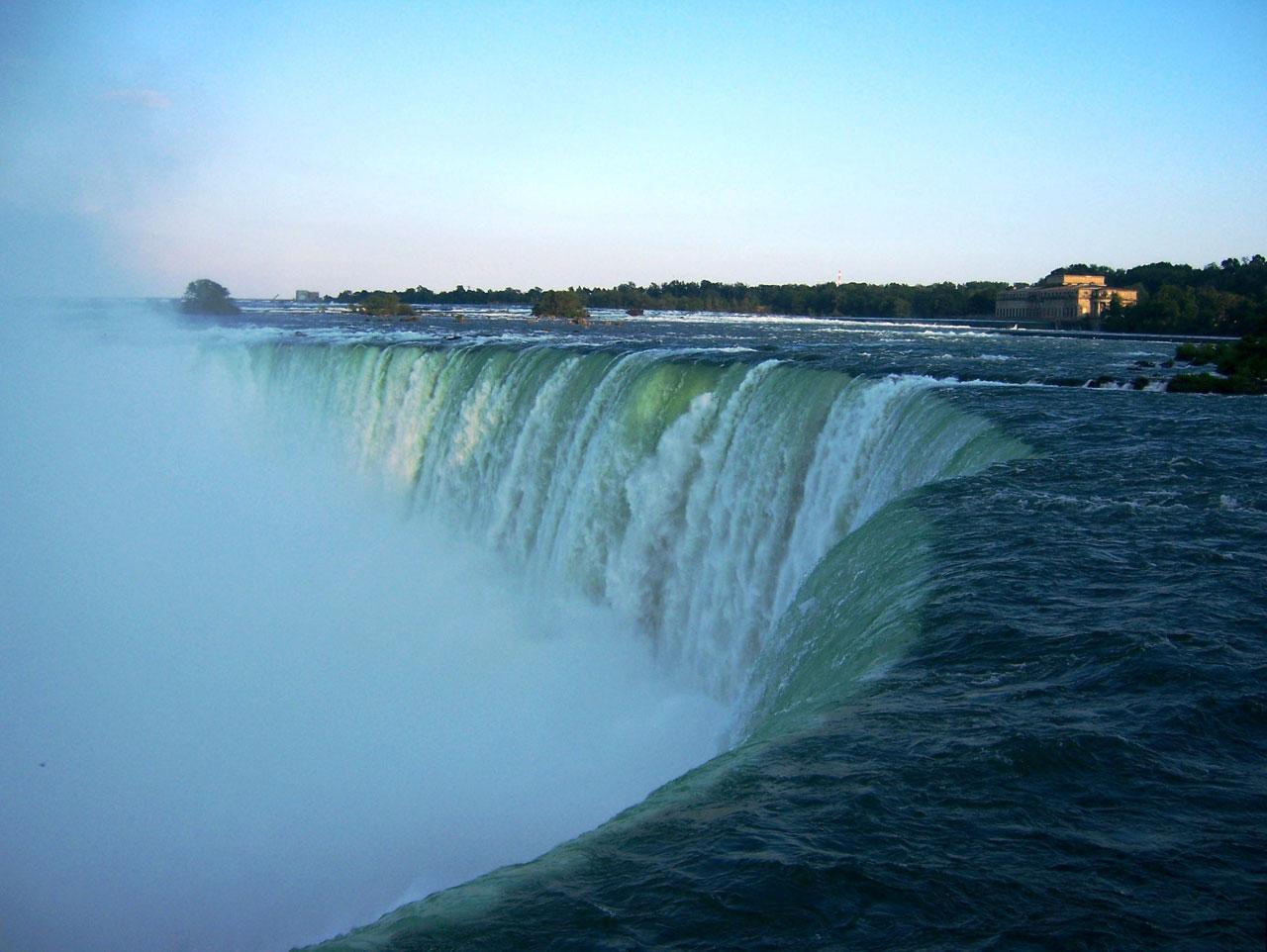 Niagara Falls, pelo meu amigo Alexandre Gornatti