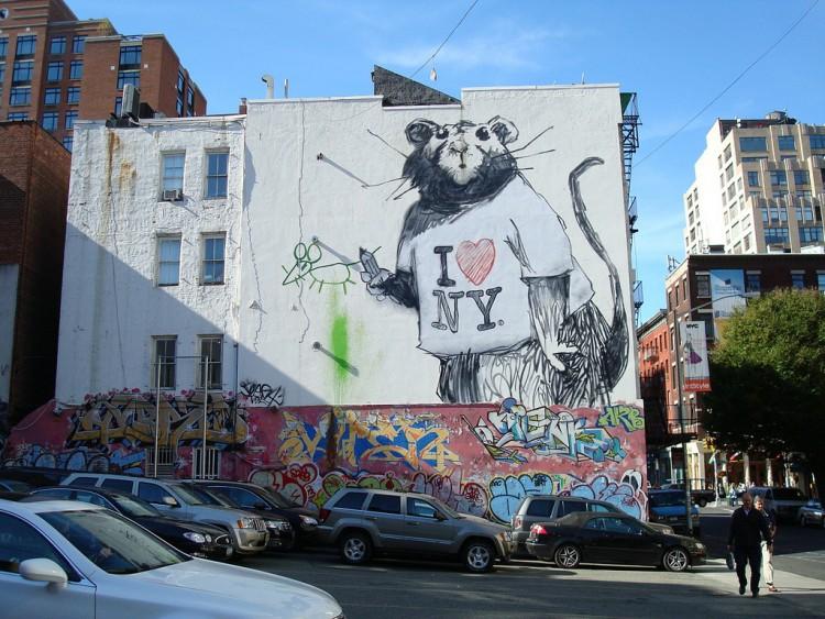 Ratos em Nova York