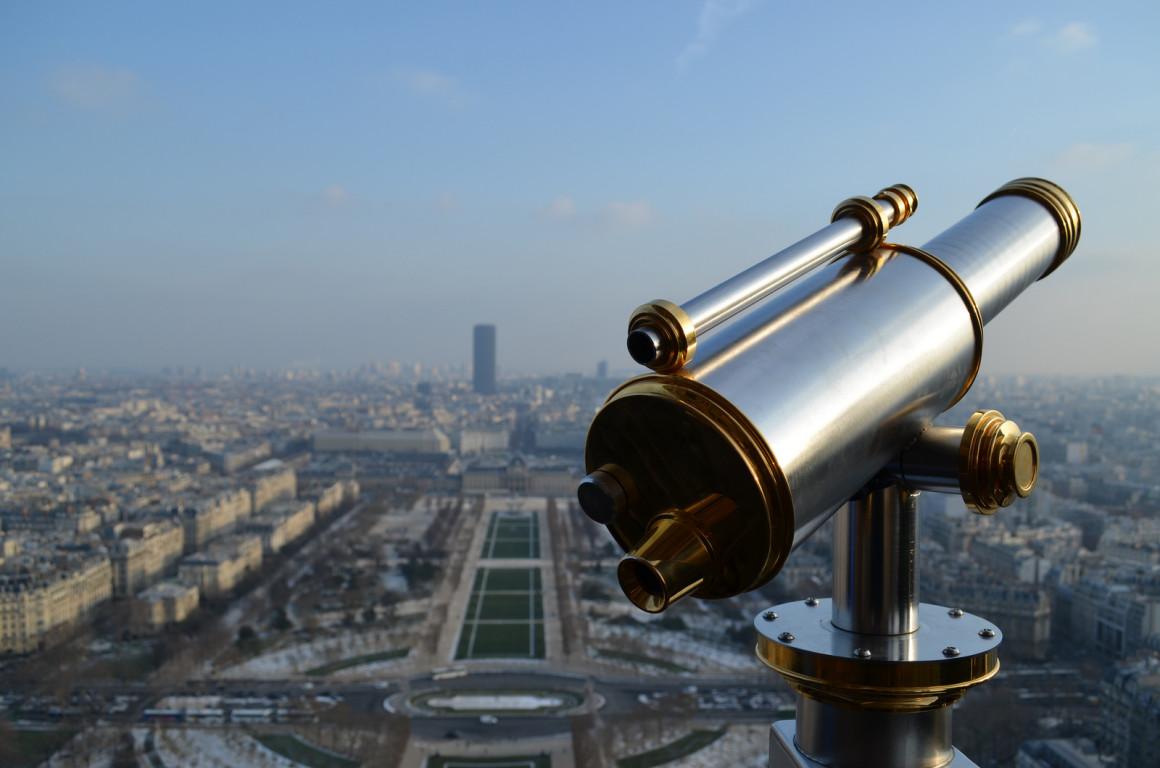 Rodei em Paris, França