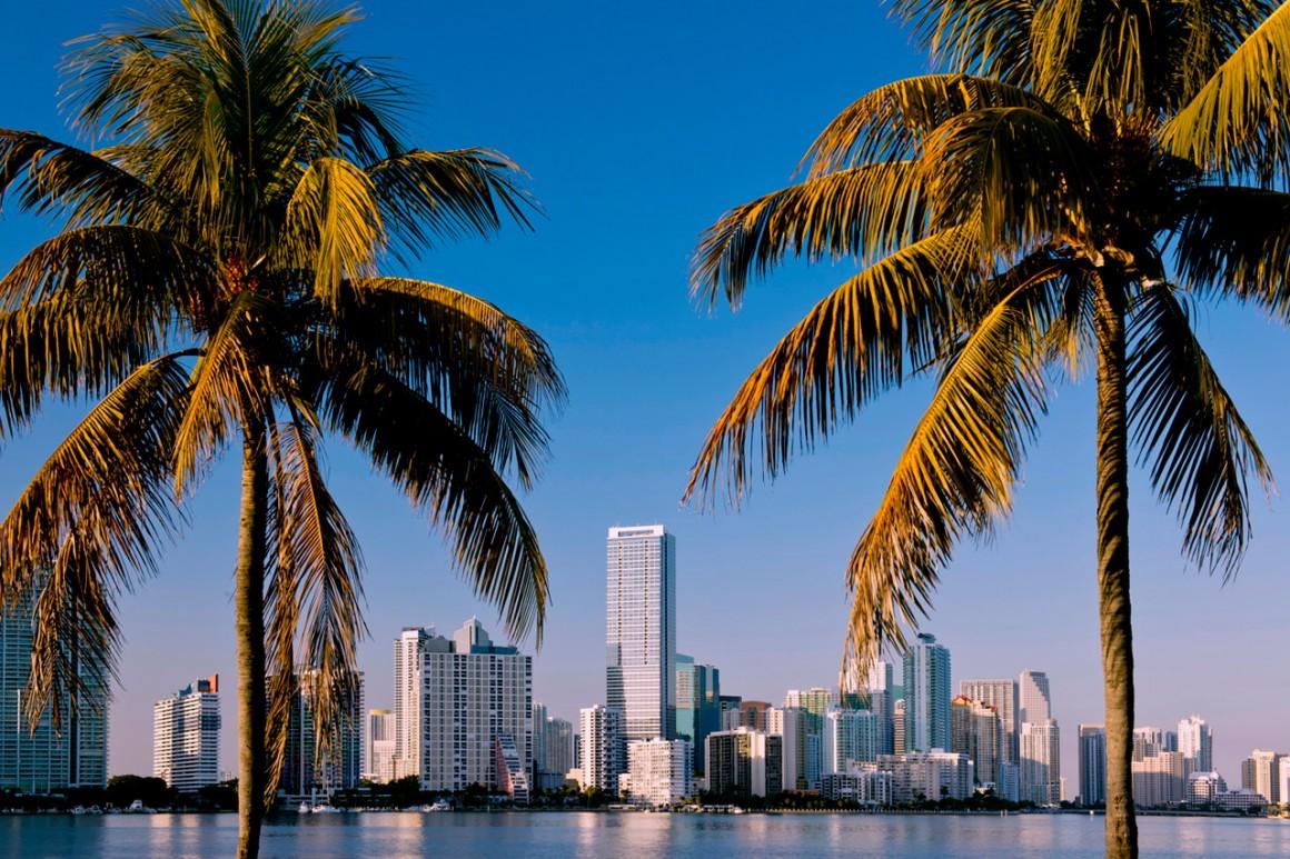 Rodei em Miami, Flórida