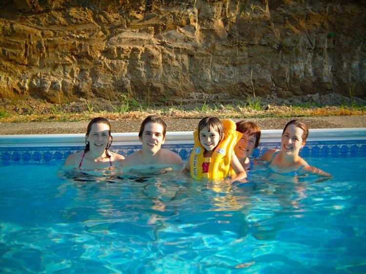 Orangevale-Piscina