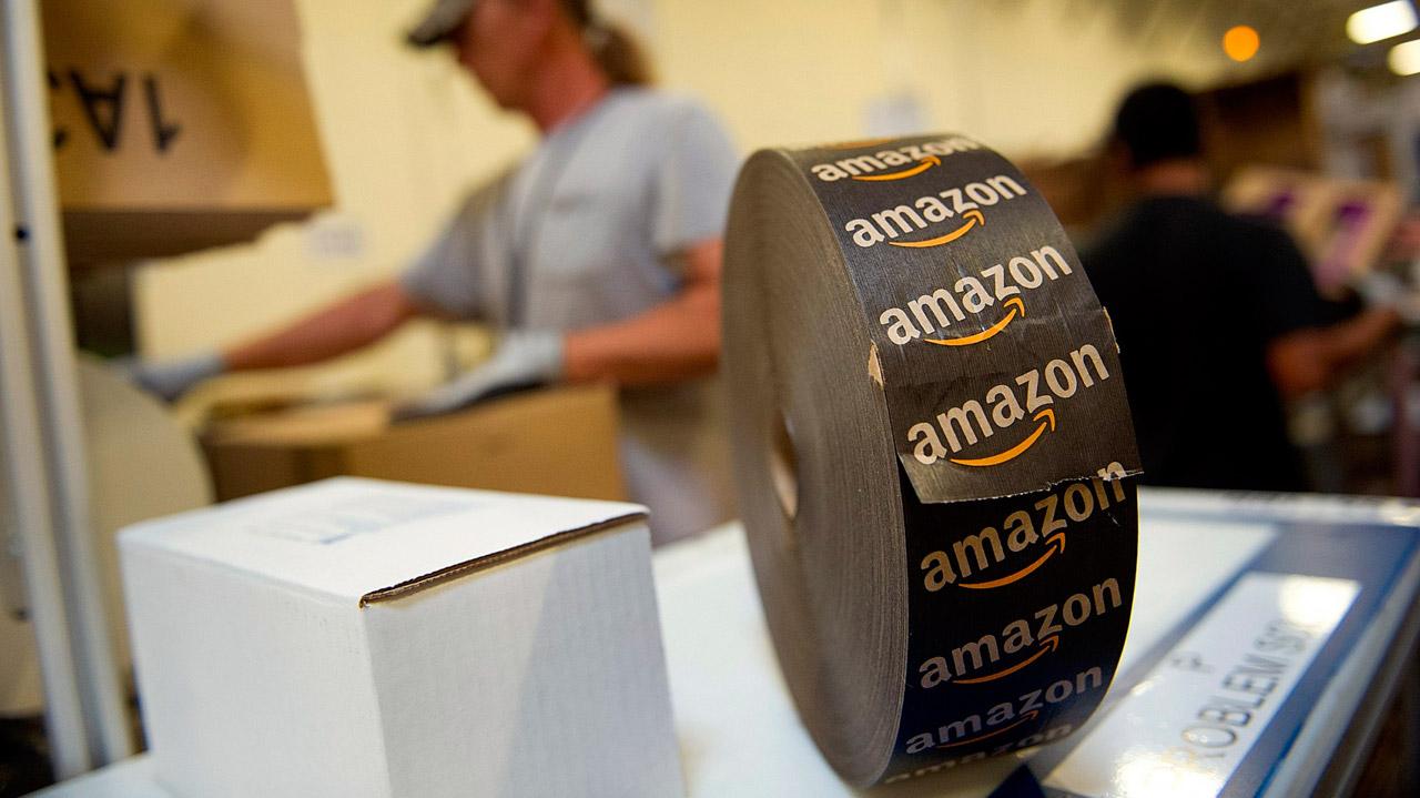 Receba suas compras nos lockers da Amazon