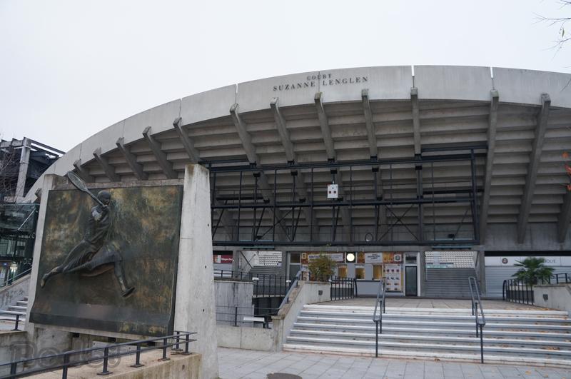 Roland Garros Suzanne Lenglen