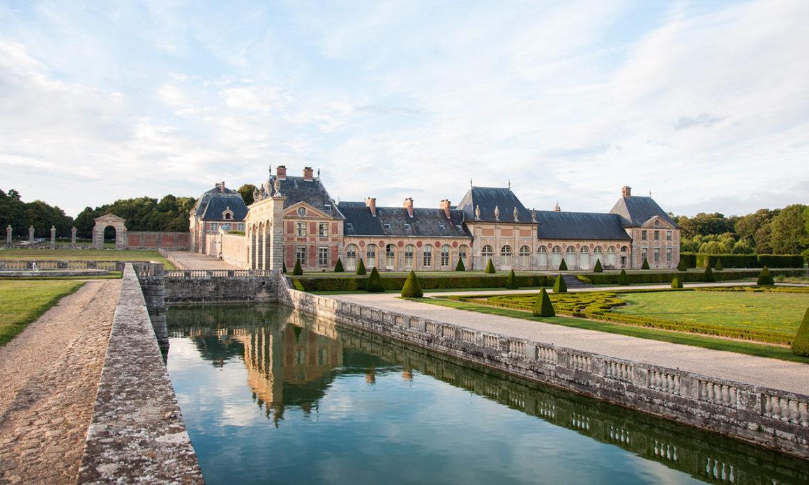 O primeiro château a gente nunca esquece: Vaux le Vicomte