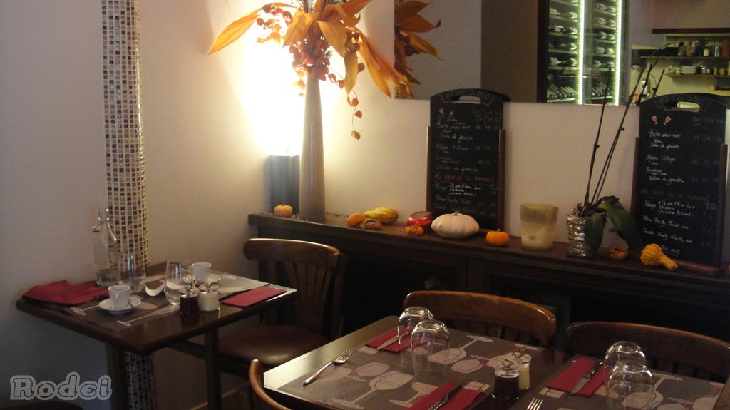 La Vie d'Ange Restaurante Paris