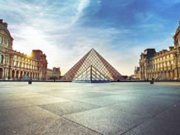 Para começar a rodar em Paris