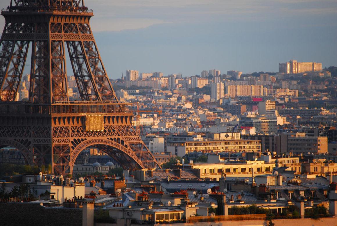 Paris para incrédulos a partir de segunda, dia 12