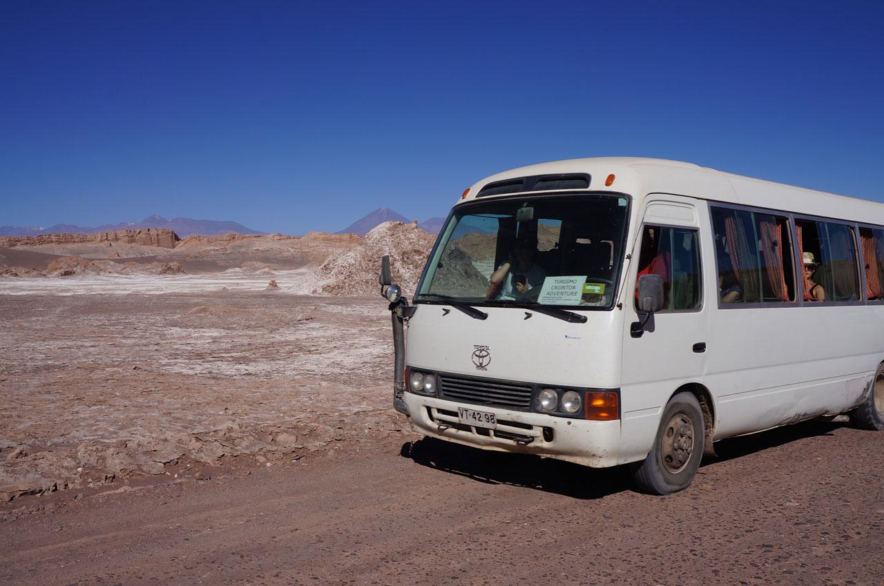 Como escolher passeios e agências em San Pedro de Atacama