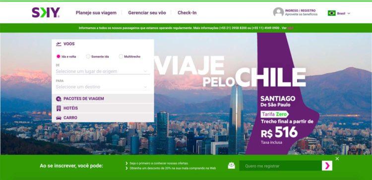 Como comprar passagens para San Pedro de Atacama