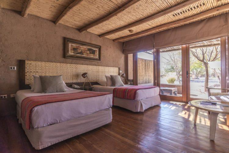 Cumbres: hotel no Atacama