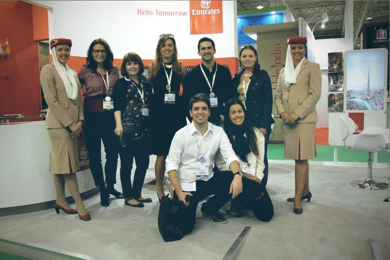 WTM Latin America 2015 Emirates