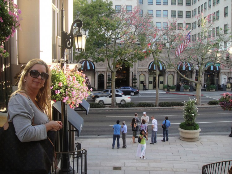 Passeando em Beverly Hills