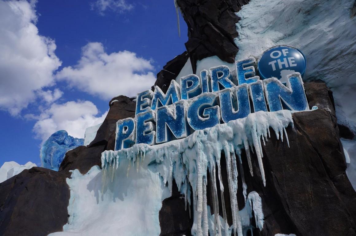 Para não dizer que esqueci de lá: a nova atração dos pinguins em SeaWorld