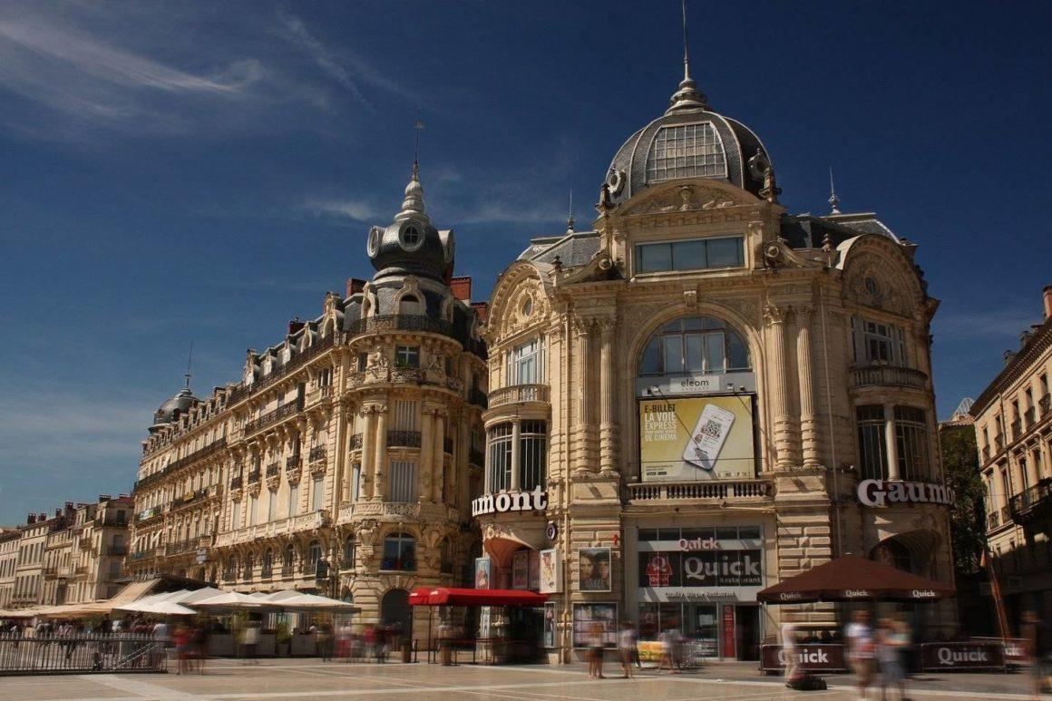 Um pouquinho sobre Montpellier, França