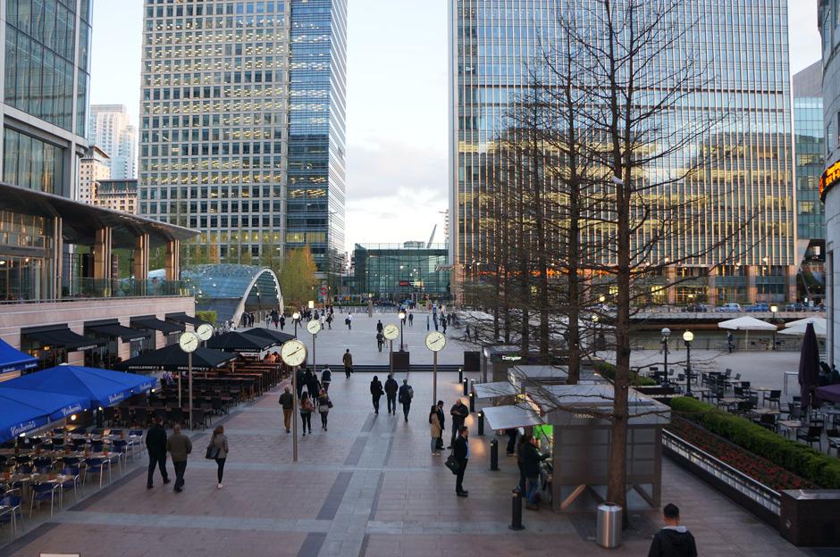 Londres - Canary Wharf 07