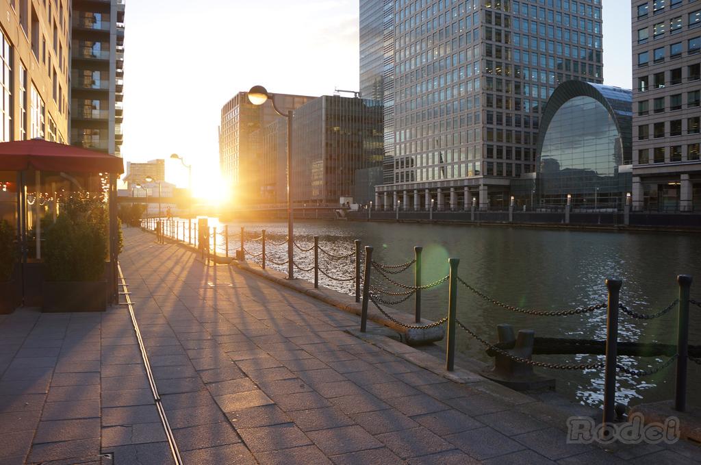Londres - Docklands 14