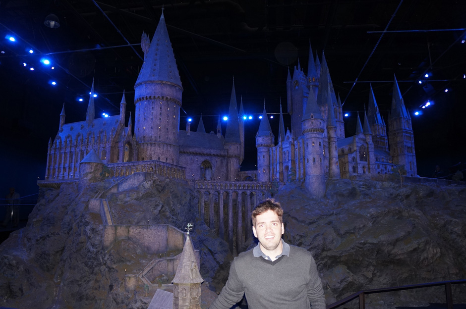Londres - The Making of Harry Potter 104