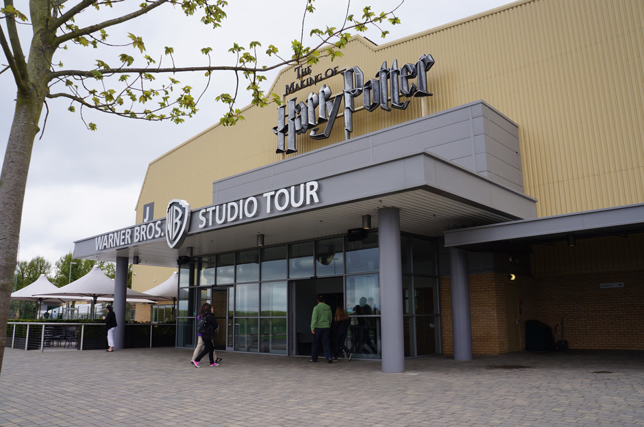 Londres - The Making of Harry Potter 109