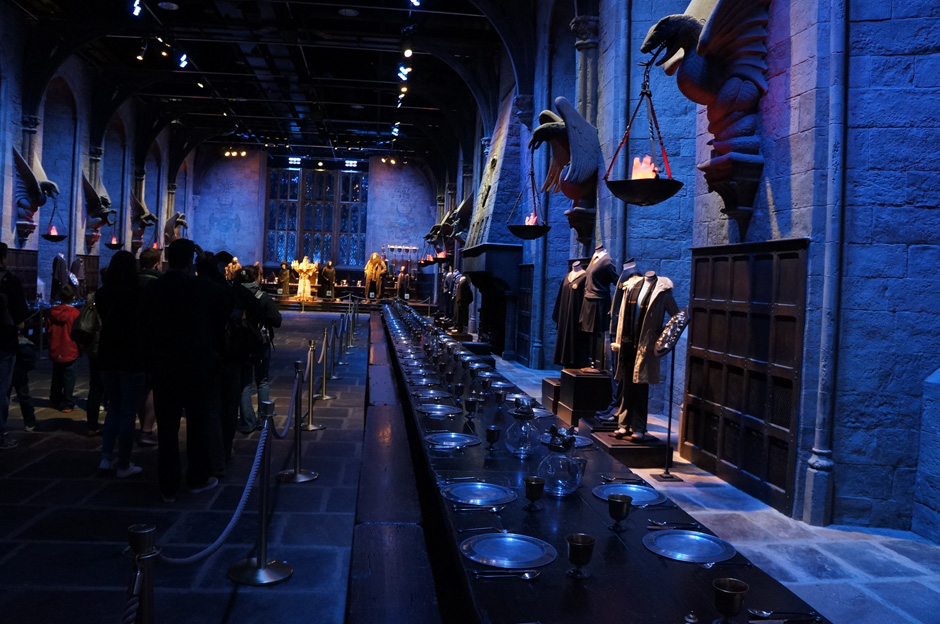 Londres - The Making of Harry Potter 13