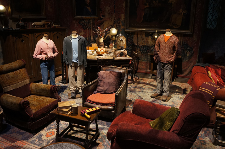 Londres - The Making of Harry Potter 46