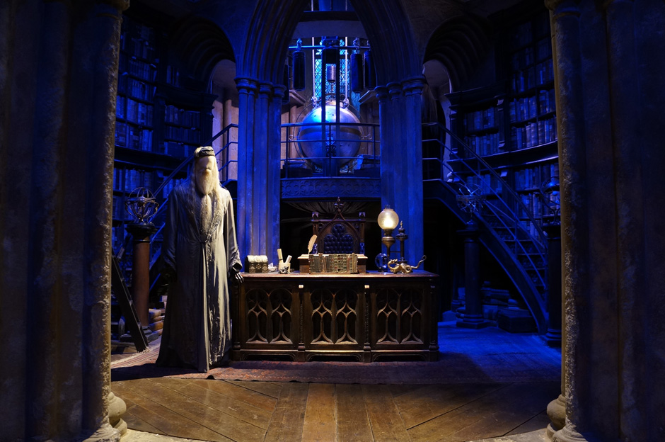 Londres - The Making of Harry Potter 50