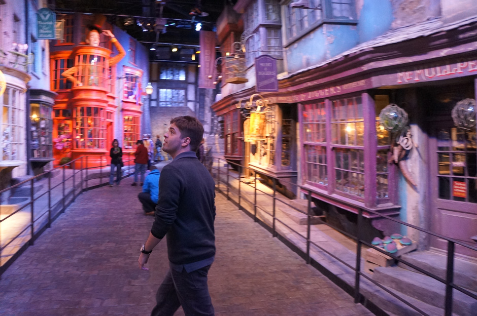 Londres - The Making of Harry Potter 84