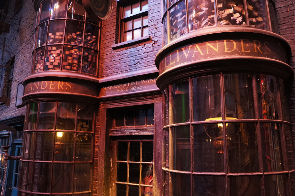 Londres - The Making of Harry Potter 88