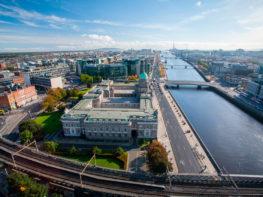 Um ótimo lugar para se hospedar em Dublin