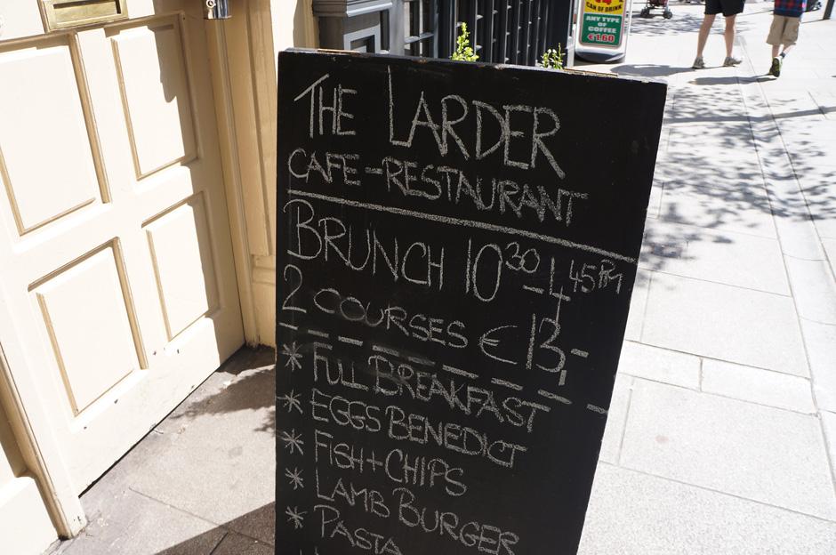 Dublin Parliament Street 04 The Larder